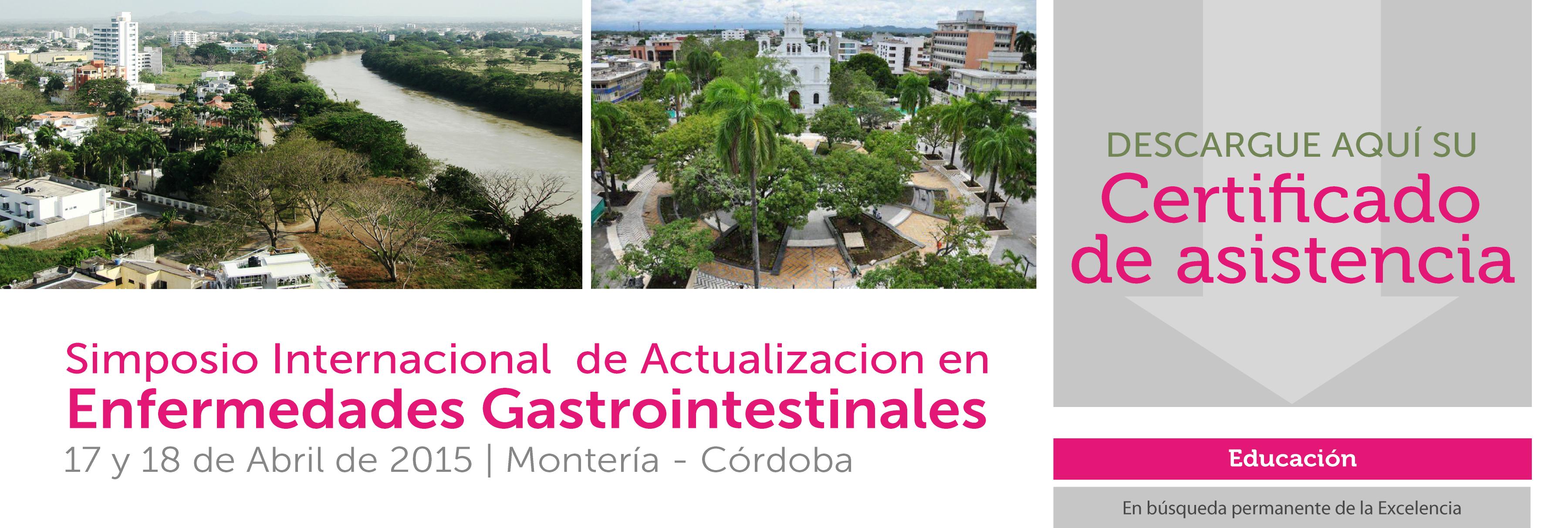 Monteria2015 certificados